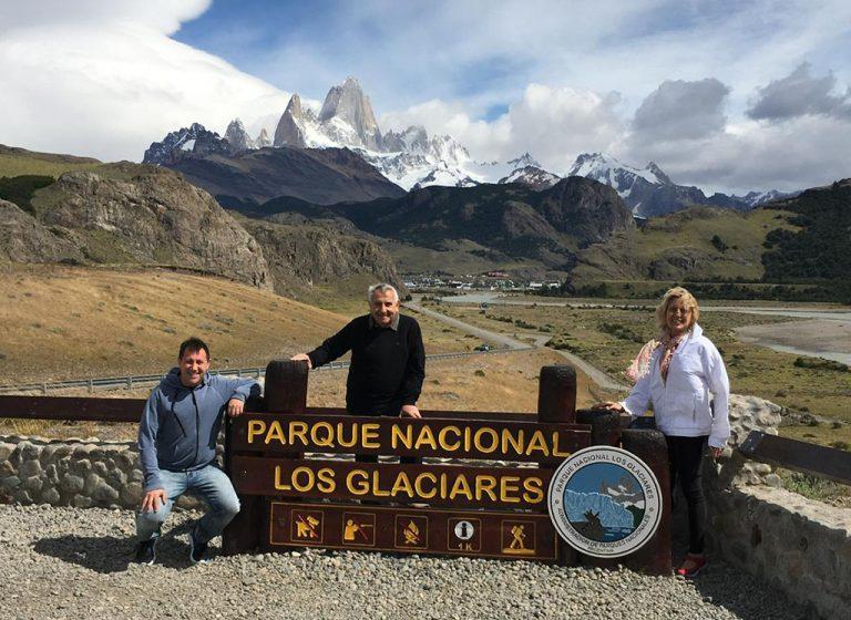 Los Glaciares Argentine National Park is UNESCO's World Heritage