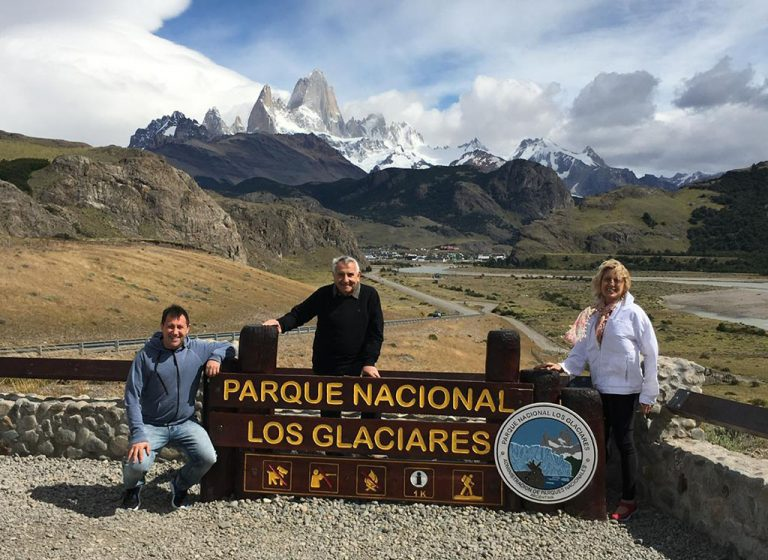 Viaje a los Glaciares