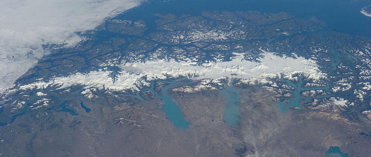 campos de hielos continentales
