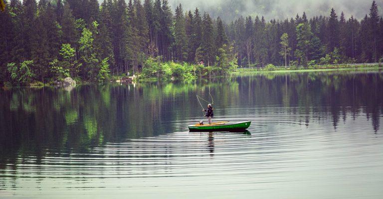 Pesca deportiva en la Patagonia